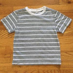 babyGap striped short-sleeve t-shirt